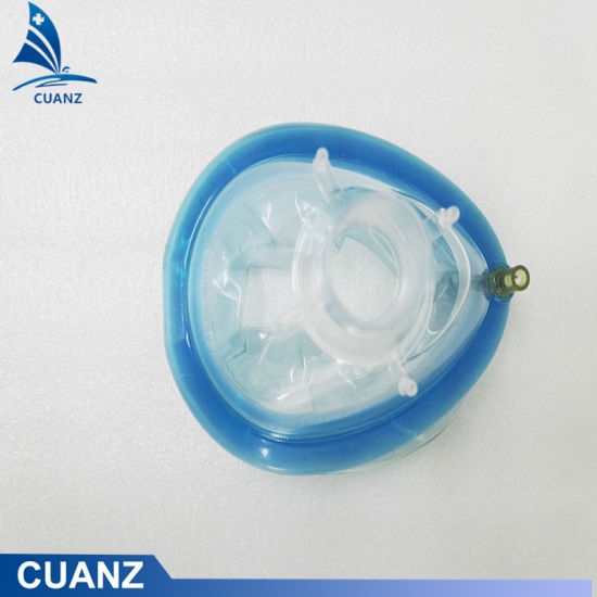 Surgical Face Mask Medical Anesthesia Face Mask Oxygen Face Mask