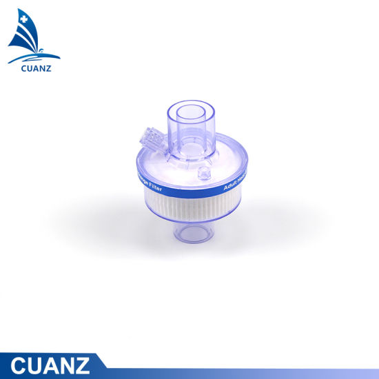 Disposable Medical Bacterial and Viral Breathing Filter BV Filter